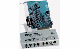 Wanted: M-Audio Delta 44 or 66 audio card w/ breakoutbox