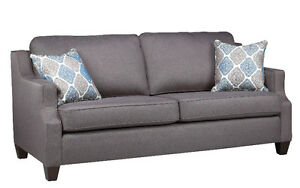 NEW YEAR SPECIAL *** CANADIAN MADE SOFAS Peterborough Peterborough Area image 1