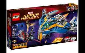 NEW IN BOX (FACTORY SEALED) - LEGO 76021 - The Milano Spaceship