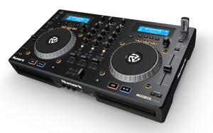 Brand New Numark MixDeck Express Premium DJ Controller with CD &
