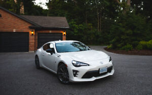 Lease take over - 17'  Toyota 86 Special Edition 860