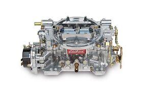 New EDELBROCK 600cfm Carb w/Electric choke
