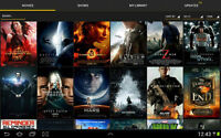 ANDROID TV QUAD-CORE BOX - FREE MOVIES & TV SHOWS [TecFront.ca]
