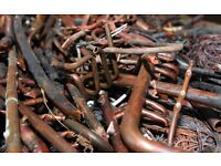Free scrap metal collection and scrap copper collected brass aluminium collected