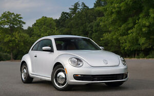 "Beetle Classic ""Heritage"" Wheels - Virtually New"