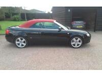Audi A4 Cabriolet 1.8T 2005MY S Line