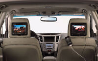Rear Seat DVD Player | Legacy | Outback | Subaru