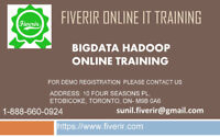 BIGDATA HADOOP ONLINE TRAINING WITH REAL-TIME PROJECT