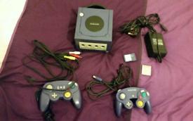 Nintendo GameCube + 9 Games