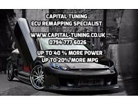 ECU REMAPPING FROM £140 DIESEL & PETROL AUDI BMW FORD FIAT LAND ROVER MERCEDES MINI SEAT SKODA VW