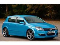 2005 Vauxhall Astra 1.7 CDTi 16v SRi 5dr