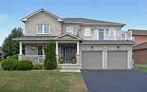 Gorgeous 5 BR Detached House for Rent - 45 mins to Toronto!