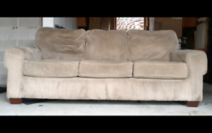 Stylish, soft quality sofa, Delivery Available!