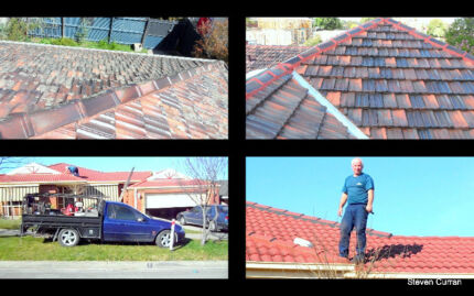 Roof painting Roof cleaning & more Select Roofing Restoration