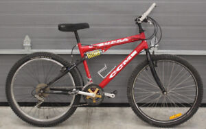 "CCM Supra Bicycle 26"" Wheels 18.5"" Frame"