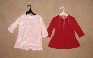 Girls Dresses, Sleepers, Clothes 12, 12-18, 18, 18-24 Shoes 4-6 Strathcona County Edmonton Area image 4