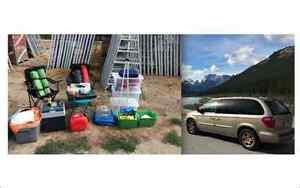 2002 Dodge Caravan Camper Van