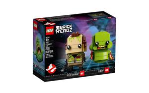 Lego Brickheadz Ghostbusters Peter Venkman and Slimer 41622