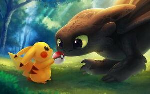 209 Pikachu - Japanese Anime Pokemon Game 22