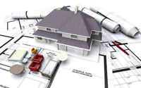 *** Design and Drafting Services: Auto Cad, 2D, 3D, Permits ***