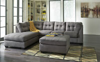 THE SECTIONAL THAT FITS RIGHT IN THAT SPACE FROM $999