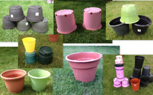 Lots ANY size flower planter&Hanging pot&balcony planter