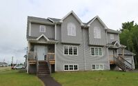 New price. Beautiful two story semi-detached
