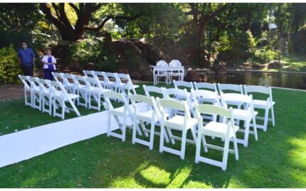 Wedding Ceremony Hire Packages