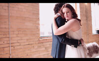 Professional Creative Videography for your Wedding!