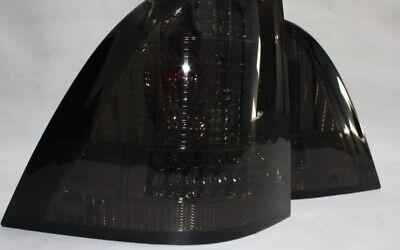 LED RÜCKLEUCHTEN RÜCKLICHTER f. MERCEDES BENZ W163 M-KLASSE 97-05 SCHWARZ SMOKE