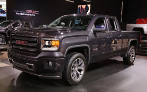 2015 GMC Sierra 1500 Double Cab Off Road Edition