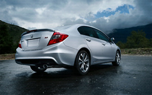 Looking for 2012 Honda  Civic SI Parts