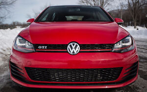 2016 Volkswagen GTI (Excess wear protection inclus)
