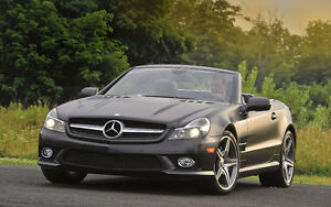 2009 Mercedes-Benz SL 550, in MINT condition! Convertible