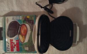 Koolatron 12-Volt Portable Grill NEW IN BOX