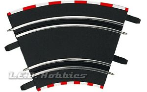 Carrera-GO-1-45-High-Banked-Curve-for-1-43-slot-car-track-4-pk-61612