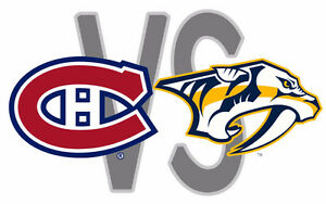 CANADIENS VS NASHVILLE REDS-CLUB-GREYS THURSDAY MARCH 2ND