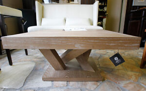 The Madero Driftwood Coffee/End Table