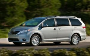 2014 Toyota Sienna lease takeover