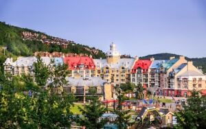 Tremblant locations chalets et condos