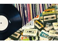 Cassettes and records wanted cheap or free