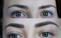 Microblading PROMO $500 inlcuding touch-up