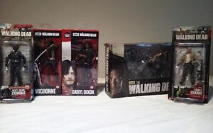 Walking Dead McFarlane toys