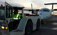 AIRCRAFT TOW CREW CHIEF employed at YUL seeks same at YXX or YVR