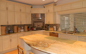 Kitchen & Bathroom Design,  Demo, Installation and More!