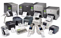 Printers, Labels, Label Rewinders, Print-heads& Consumables