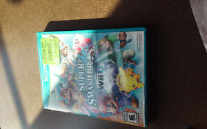 Super smash bros for wii u trade or sell