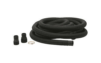 Drainage Industries SK2400DIU Prinsco Discharge Hose Kit, Plastic, 24' L