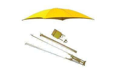Rops Jd Yellow Tractor Umbrella Canopy Canvas Cover W Rollbar Mount 405969