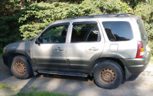 Mazda Tribute 2001 *NEGOCIABLE*